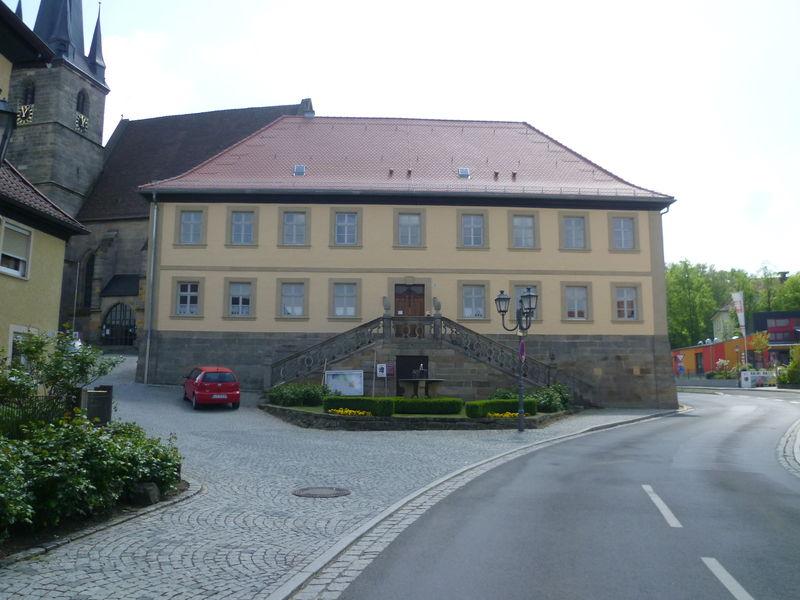 388 - Pfarrhaus Altenkunstadt