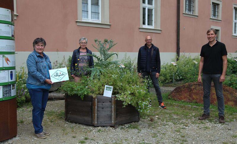Die Naturgarten-Zertifizierung wird auch 2021 angeboten. (Foto: Umweltstation Weismain)