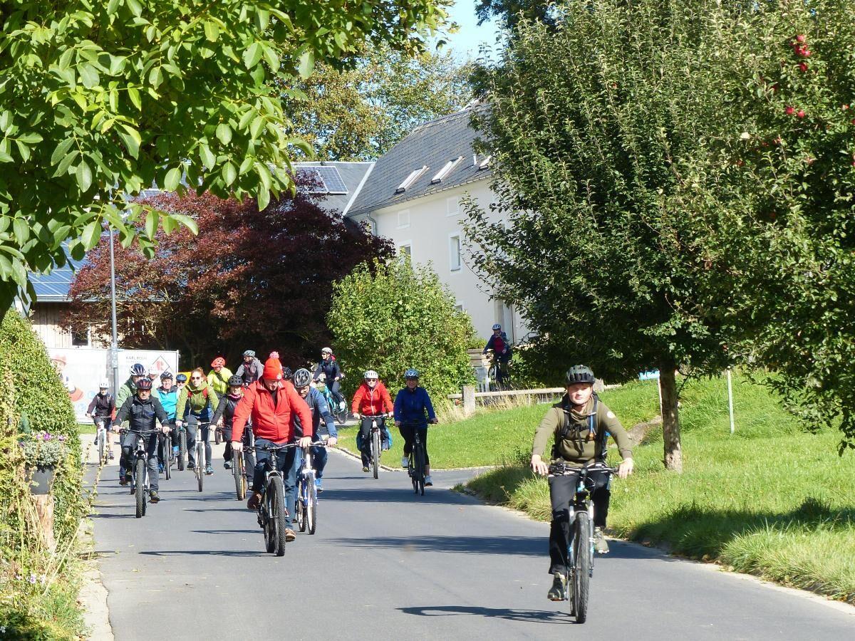 Am 16. Juli 2021 beginnen die Bio-Erlebnistage der Öko-Modellregion Obermain-Jura. Foto: Klaus Schaumberger