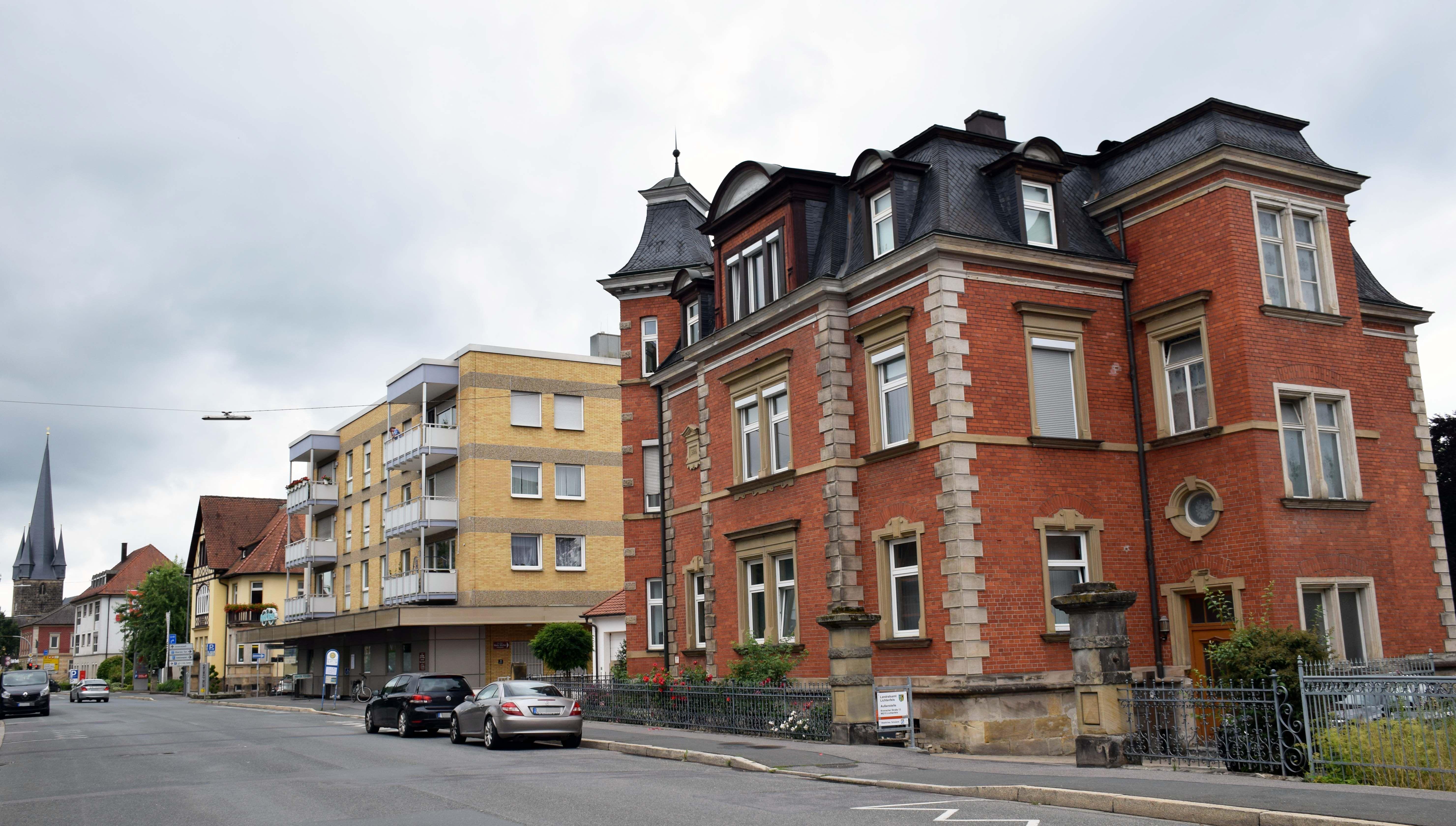 Seit Ende Juni 2021 befinden sich die Büros der Tourismusregion Obermain•Jura, Volkshochschule Lichtenfels und Öko-Modellregion Obermain-Jura in der