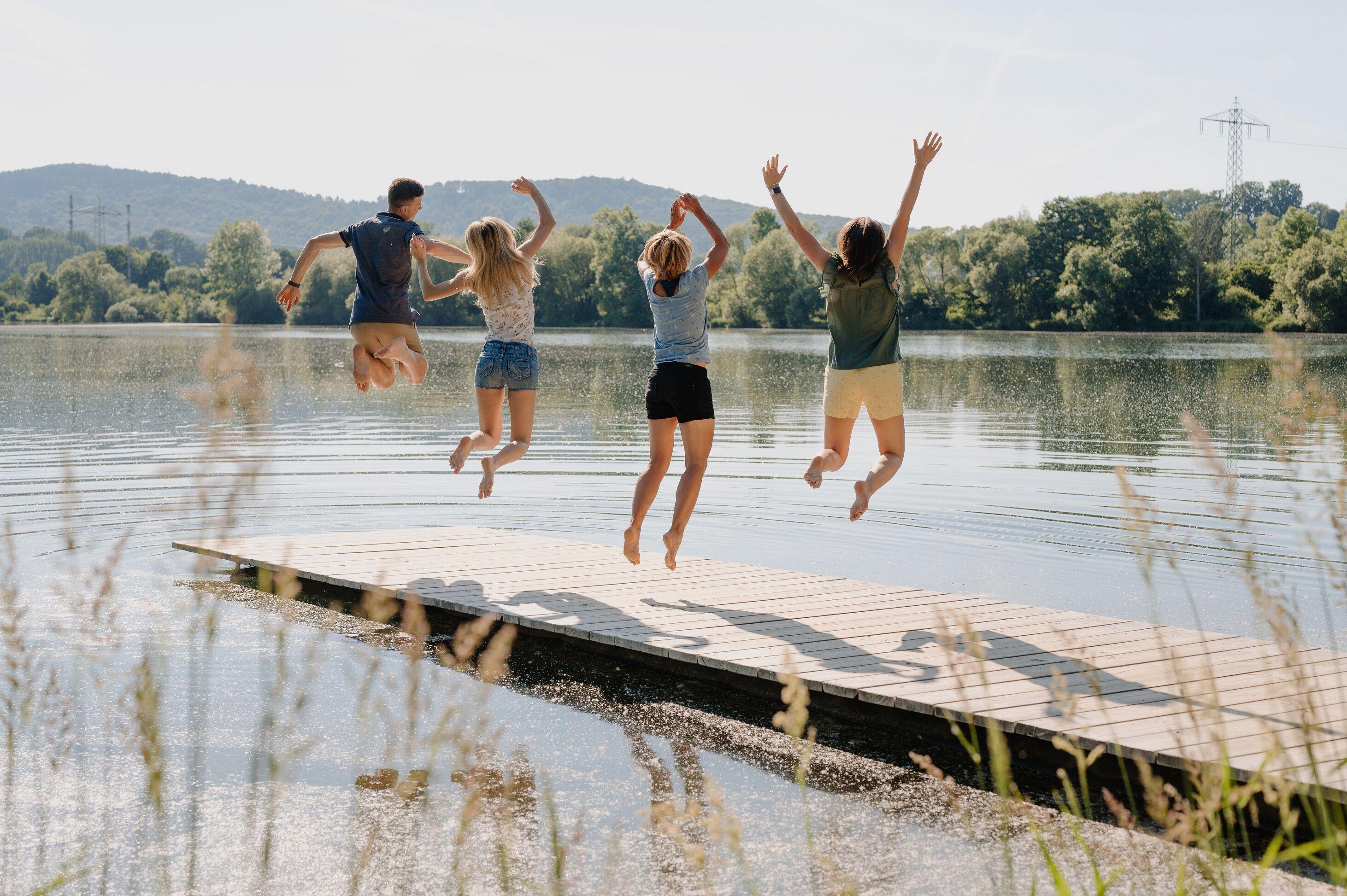 Die Veranstaltungsvielfalt im Obermain•Jura verspricht jede Menge Spaß. Foto: Jana M. Schuler