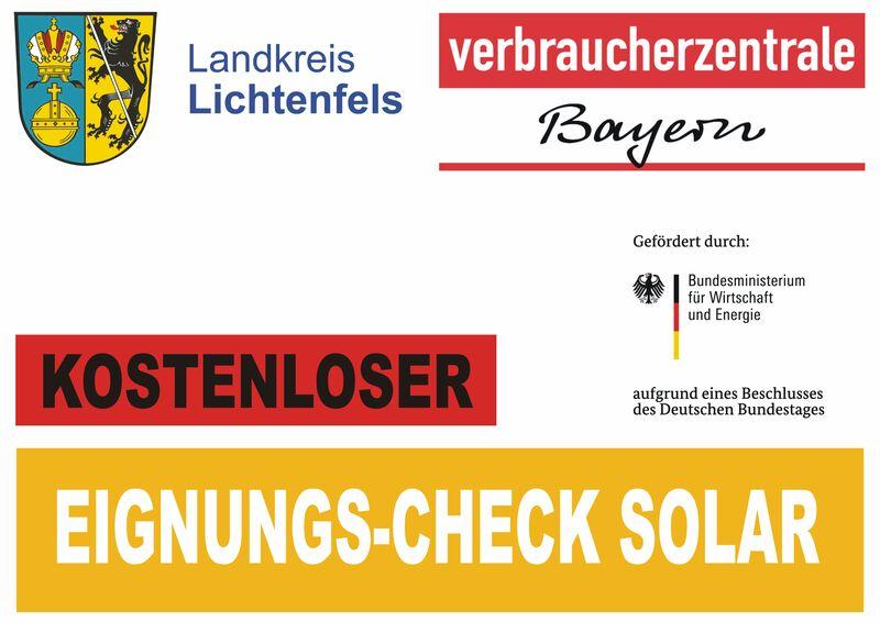Logo Eignungs-Check Solar