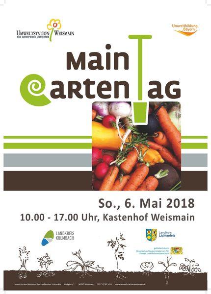 2018 MainGartenTag Plakat Pic