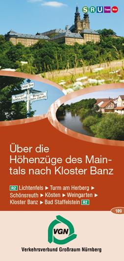Freizeitlinie Main - Kloster Banz