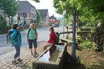 """Miniaturbild zu:Pressemitteilung 332-2020: Erlebnistour der Tourismusregion Obermain-Jura """"Fränkische Fachwerkhäuser"""""""