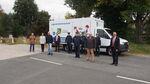 Miniaturbild zu:Pressemitteilung 336-2020: Neues Fahrzeug für die Jugendverkehrsschule im Landkreis Lichtenfels
