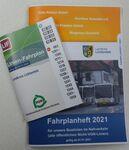 Miniaturbild zu:Pressemitteilung 412-2020: Neue Fahrplanhefte erhältlich