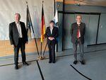 Miniaturbild zu:Pressemitteilung 136-2020: Oberfränkische Landräte wählen neuen Vorsitzenden