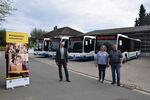 Miniaturbild zu:Pressemitteilung 289-2020: Am 1. September starten die neuen Buslinien