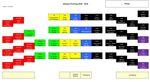 Sitzplan Kreistag 2020-2026