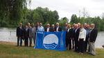 192 - 2018_06_25_PM_Blaue_Flagge_Ebensfeld für drei Seen im Landkreis 2