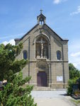 254 - 2018_08_30_PM_TdoD Ebensfeld Friedhofskapelle Andrea Göldner außen
