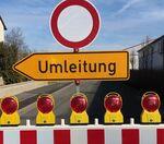 Miniaturbild zu:Pressemitteilung 150-2020: Gemeindeverbindungsstraße Vierzehnheiligen-Oberlangheim bis auf Weiteres gesperrt
