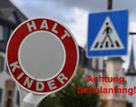 Miniaturbild zu:Pressemitteilung 292-2019: Landrat und Polizei appellieren: Nehmt Rücksicht auf Schulanfänger!