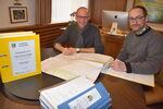Miniaturbild zu:Pressemitteilung 046-2020: Landrat unterzeichnet Vereinbarung für neue Straßenführung B173 und Radweg