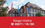 Miniaturbild zu:Bürger-HOTLINE des Landkreises Lichtenfels
