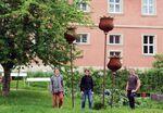 Miniaturbild zu:Pressemitteilung 162-2020: Riesen-Mohnblumen aus Weiden