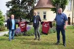 Miniaturbild zu:Pressemitteilung 184-2020: Club-Ehrentrikots für die Busunternehmen Kaiser und Deuber