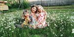 Miniaturbild zu:Pressemitteilung 188-2020: Wenn drei Mädels mit der Sonne um die Wette strahlen