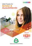 Miniaturbild zu:Pressemitteilung 247-2020: 365-Euro-Ticket VGN für Schülerinnen, Schüler und Auszubildende