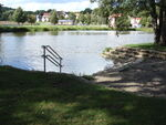 Miniaturbild zu:Pressemitteilung 317-2020: Am Flussbad darf wieder gebadet werden