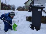 Miniaturbild zu:Pressemitteillung 001-2021: Hinweise zur Abfallentsorgung bei Schnee und Eis