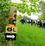 Miniaturbild zu:Pressemitteilung 089-2021: Wandern auf den Spuren der Kelten