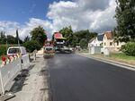 Miniaturbild zu:Pressemitteilung 260-2021: 2. Bauabschnitt der Deckensanierung der Ortsdurchfahrt Schney beginnt am 2. August 2021