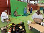 Miniaturbild zu:Pressemitteilung 272-2021: In Bad Staffelstein Kurzfilm über Kelten gedreht