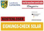 Miniaturbild zu:'Eignungs-Check Solar' für Hausbesitzer